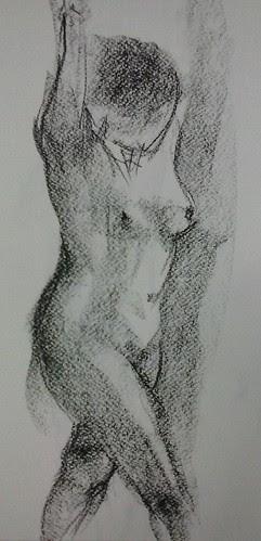 Fwd: life drawing by dibujandoarte