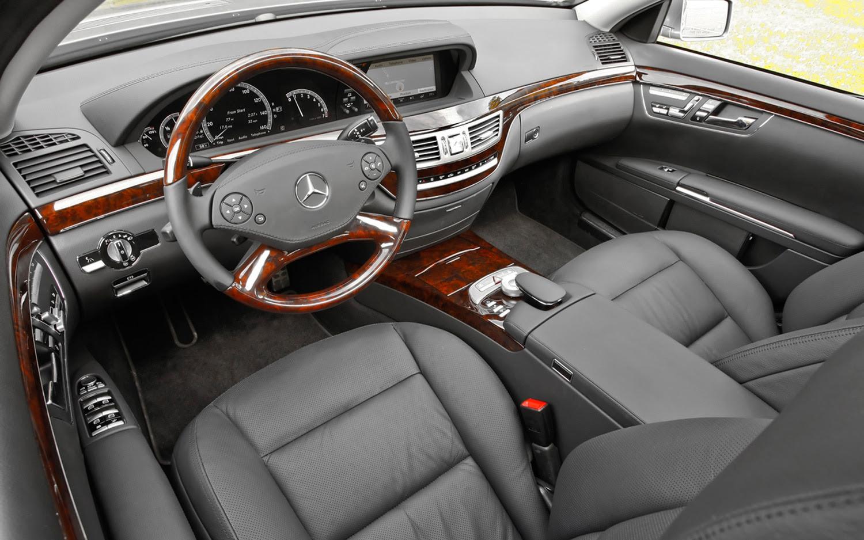 2011 Mercedes-Benz S550 - Editors' Notebook - Automobile ...