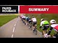Vídeo resumen de la París Roubaix 2019