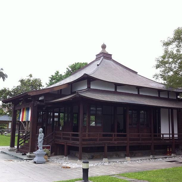 移民、朝聖、古蹟-吉安慶修院