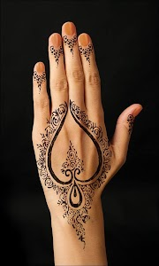 21+ Gambar Henna Simple Bagus Terbaru Dan Terlengkap