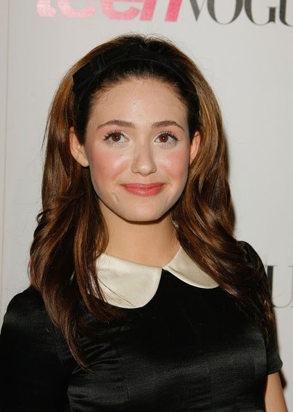 Emmy Rossum - Teen Vogue Young Hollywood Issue - Arrivals