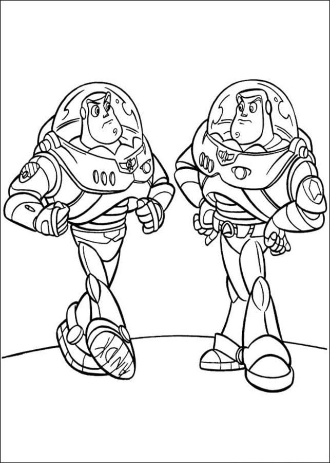 Disegni da colorare: Toy Story stampabile, gratuito, per ...