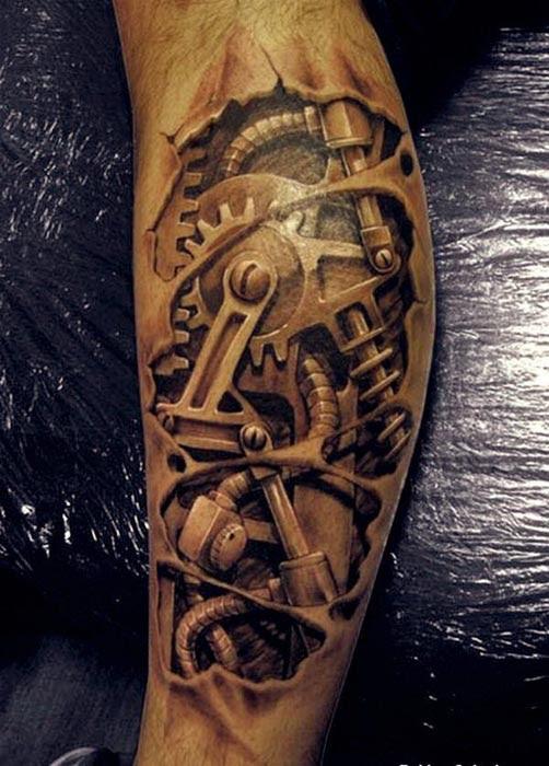 Απίστευτα 3D τατουάζ (15)