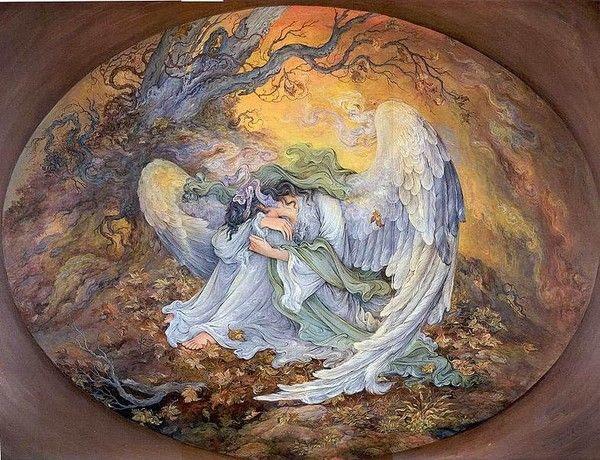 Ostad Mahmoud Farshchian art