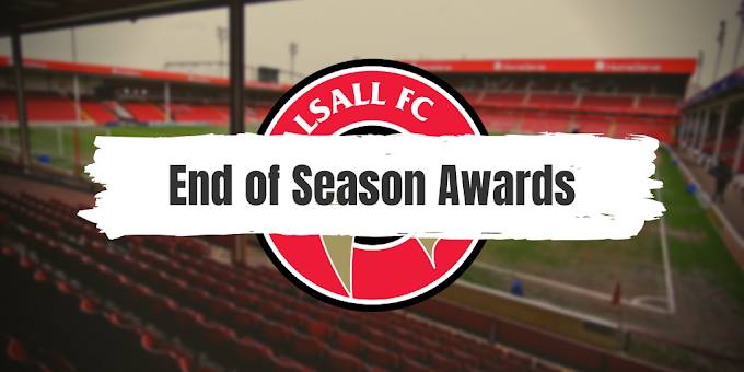 2020/21 End of Season Awards: And the Winners Are...