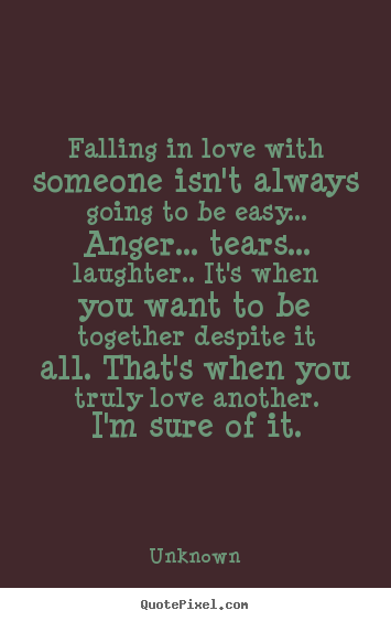 Love Isnt Easy Quotes Quotesgram Wallpaperworld1stcom