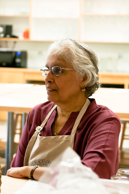Ammini Ramachandran, food writer and historian
