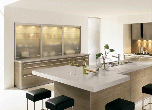 Massivholz Küchenplatte   Küchen Arbeitsplatten- 95 ...