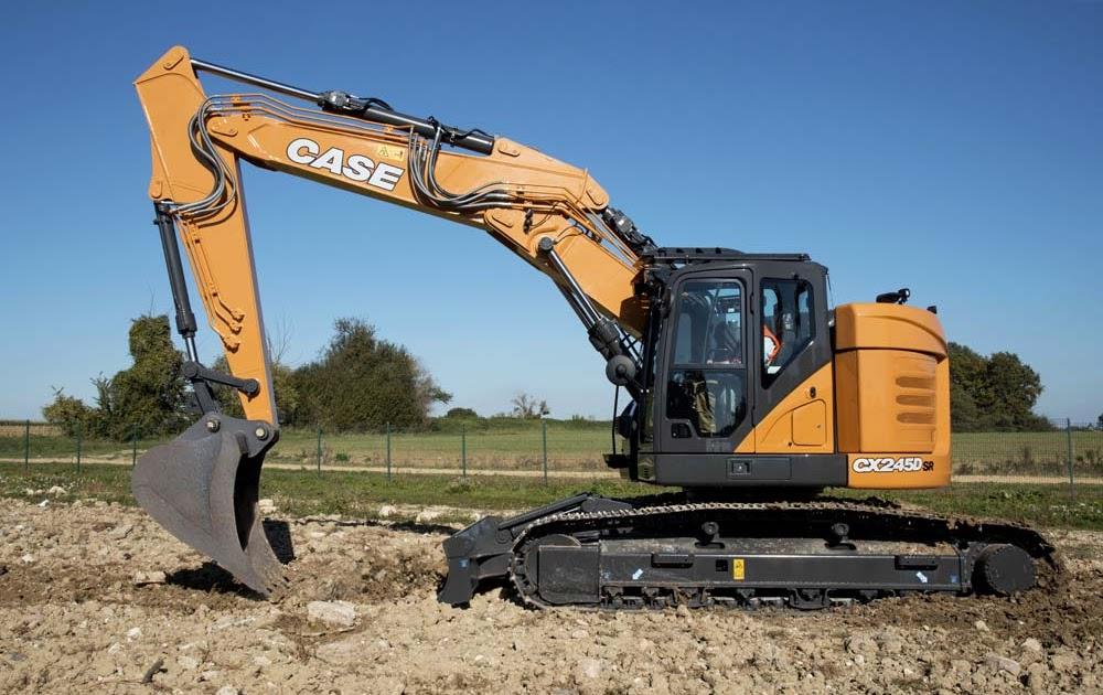 Case Cx245d Sr Crawler Excavator Workshop Service Repair