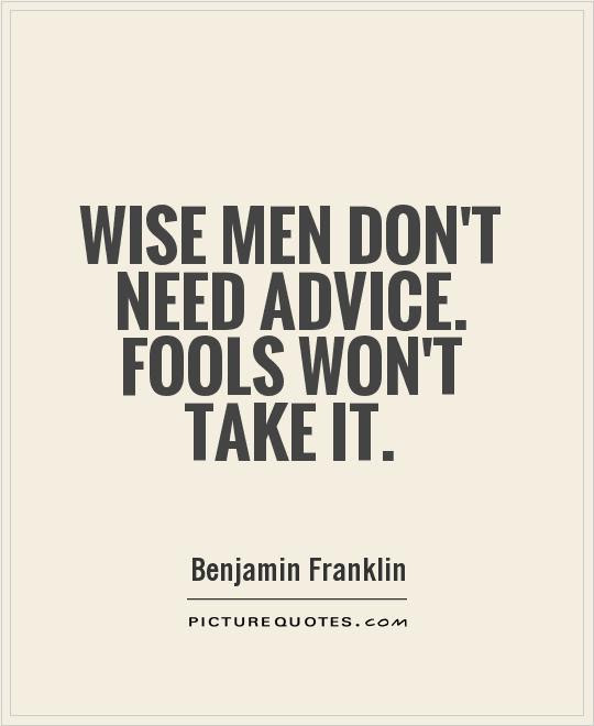 Fool Quotes Fool Sayings Fool Picture Quotes