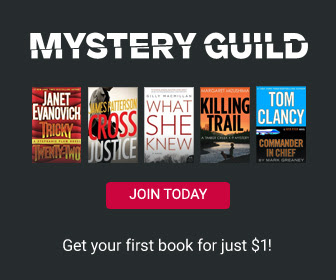 Join Mystery Guild Today and Get Your First Book for $1