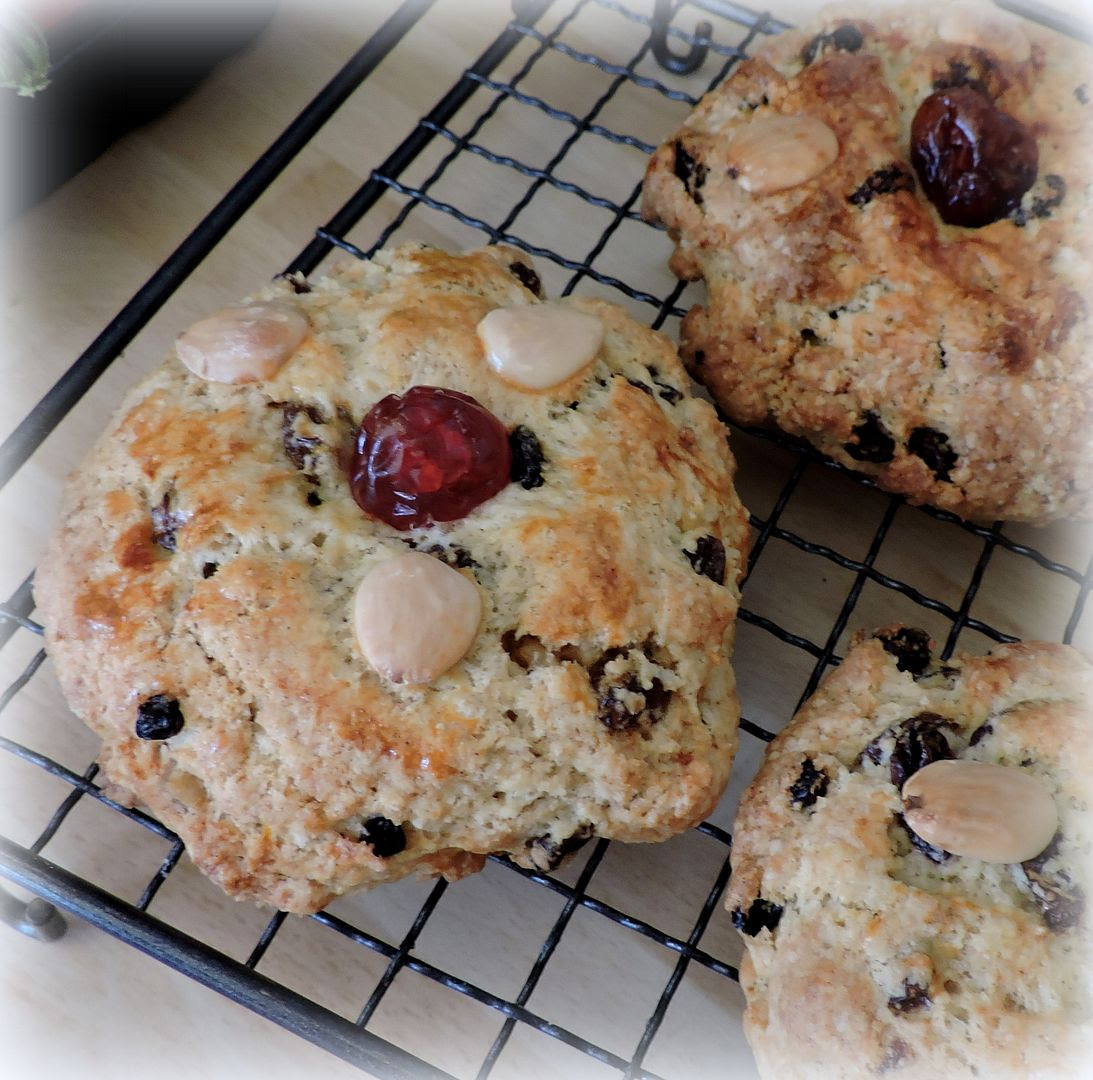 Yorkshire Rock Cakes