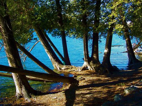 Pretty Colour Lake