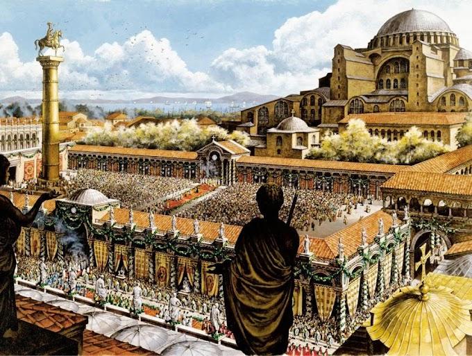 Το πιο λαμπρό οικοδόμημα του χριστιανικού κόσμου! – Σαν σήμερα 27 Δεκεμβρίου έγιναν τα θυρανοίξια της Αγίας Σοφίας