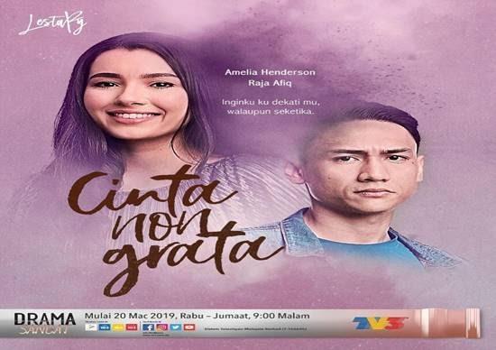 SINOPSIS CINTA NON GRATA (TV3)