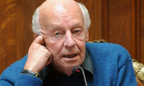 Uruguayan author Eduardo Galeano