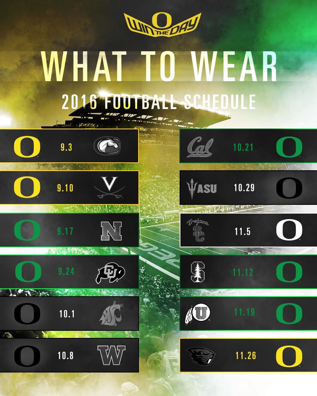 oregon ducks 2020 football schedule