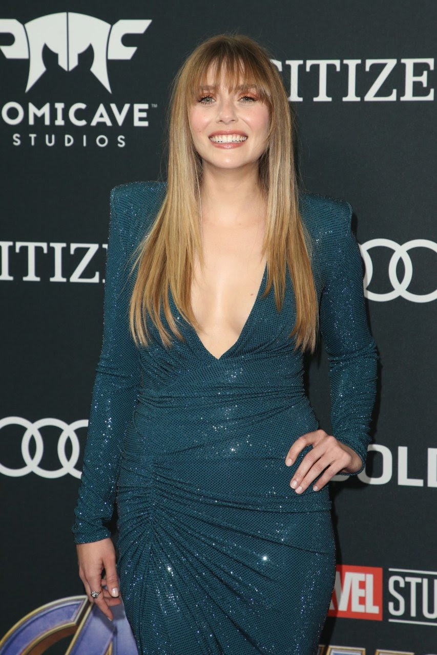 Elizabeth Olsen Sexy (67 Photos) | #TheFappening