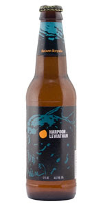 Chip the Beer Guy Rock 107 - Harpoon Leviathan Saison Royale