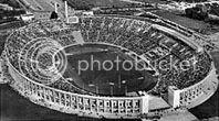 Estadio olímpico de Berlín 1936