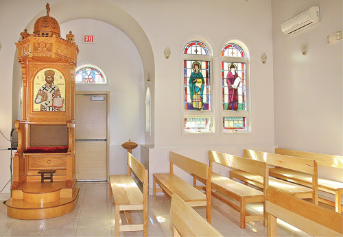 All Saints Greek Orthodox Church Calverton Long Island