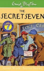 The Secret Seven, Enid Blyton