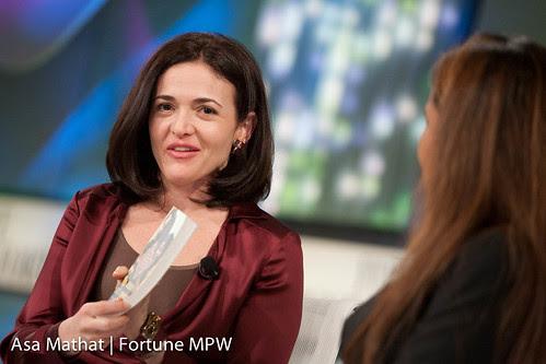 Sheryl Sandberg de facebook