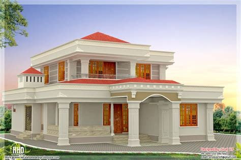 cool indian home front elevation painting colours