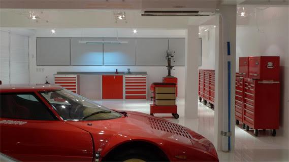 The Garage Journal » Garage Design