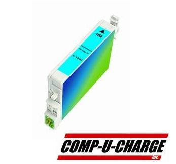 Epson Stylus T048220 Compatible Cyan Ink Cartridge Comp U Charge Inc