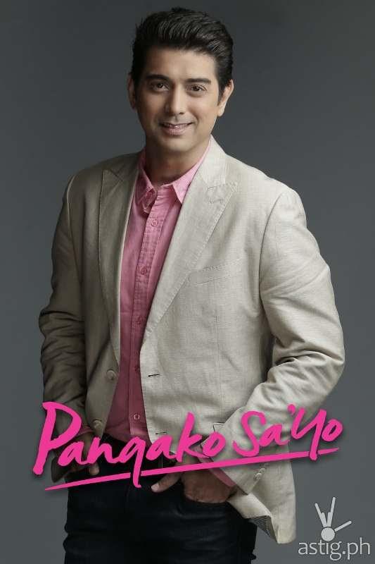 Ian Veneracion as Eduardo Buenavista in Pangako Sa'yo