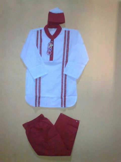baju muslim anak itc kuningan