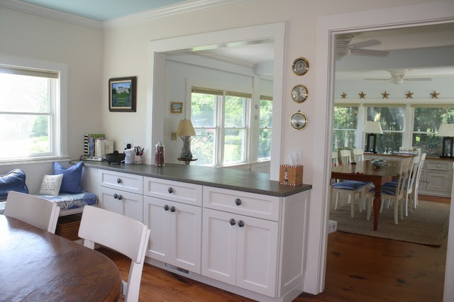 Cape Cod Kitchen - Traditional - Kitchen - Boston - by ...