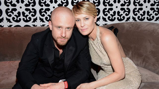 Robin Wright on Ben Foster: I've Never Had a Better Sex Life ...