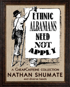Book cover for Ethnic Albanians Need Not Apply