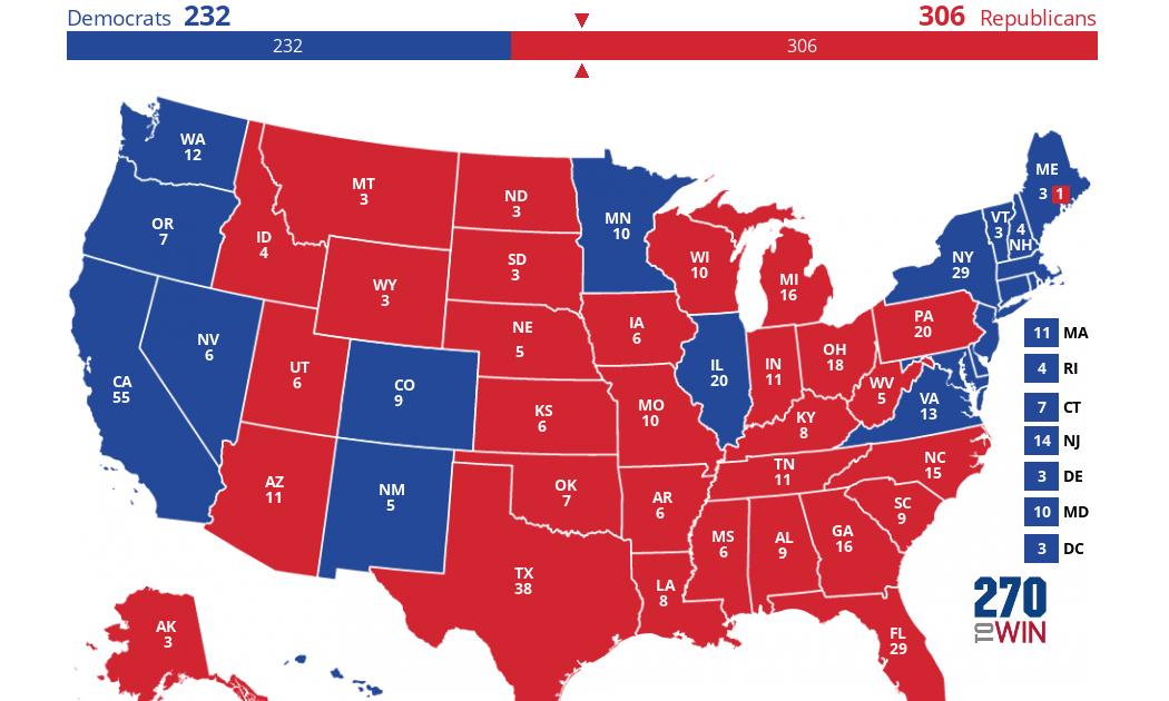 Präsidentenwahl Usa Prognose