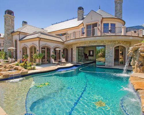 Indoor Outdoor  Pool  Design  Home  Design  Ideas Pictures