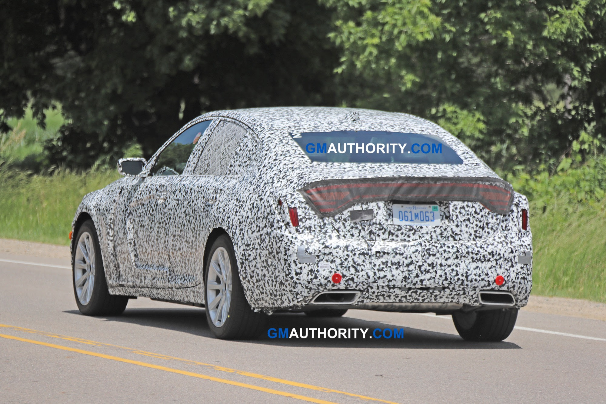 New Cadillac CT5 Could Bow This Year | GM Authority