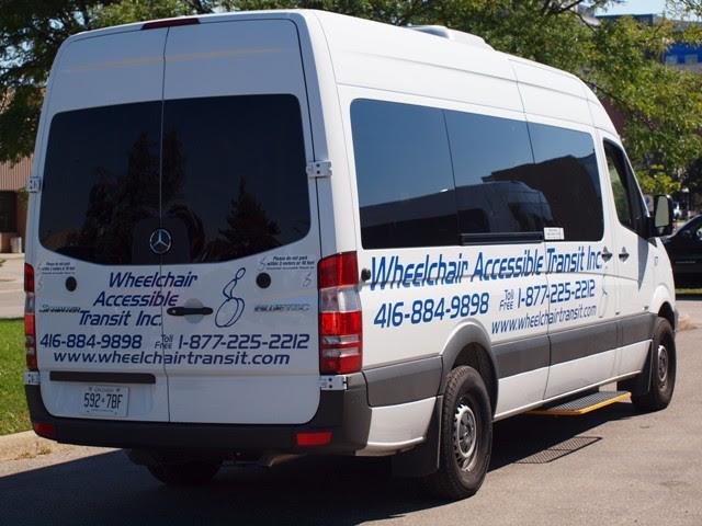 Wheelchair Accessible Transit Wide Range Fleet Of Vehicles