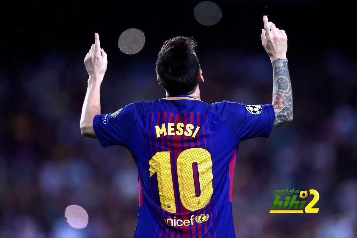 ميسي بمفرده يتساوى مع ريال مدريد ..!