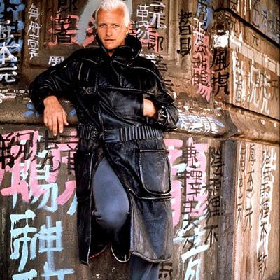kaktak:<br /><br />Blade Runner - Rutger Hauer