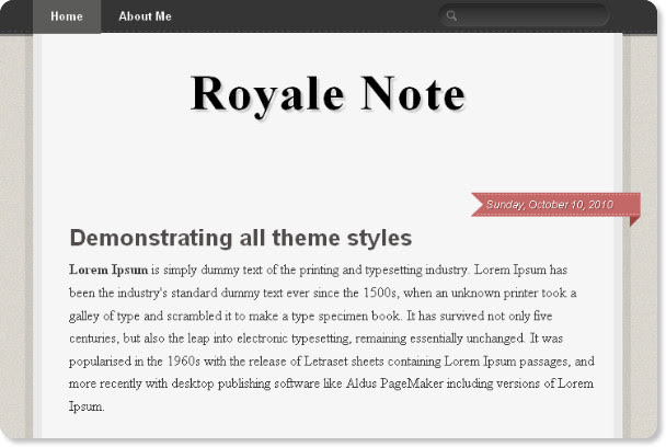 best one column blogger templates