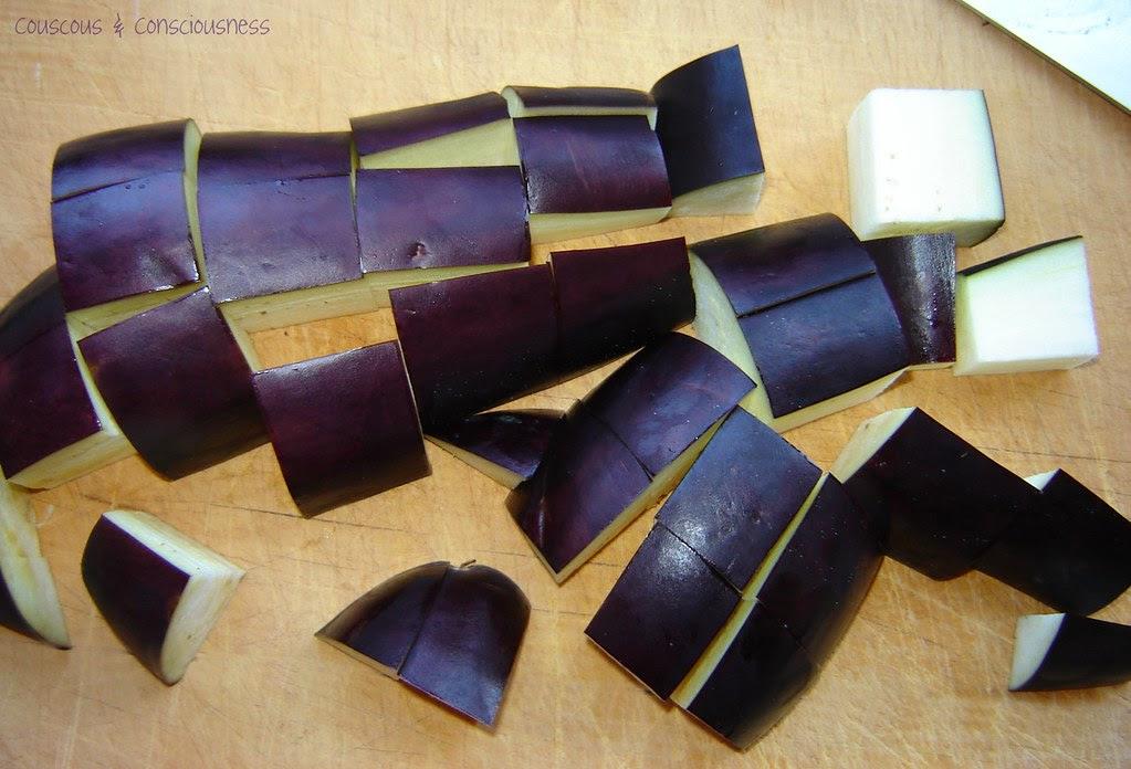 Roasted Eggplant, Green Olive & Mizithra Salad 8, edited