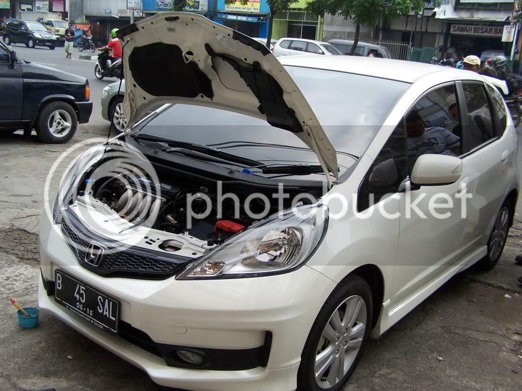 Honda Jazz Rs 2011