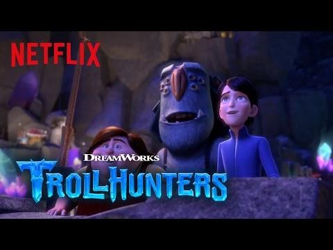 Trailer de Trollhunters 2016