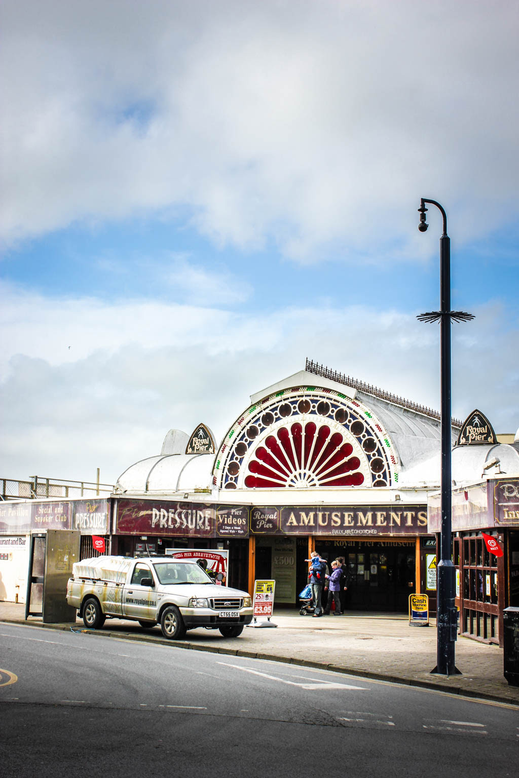 Image result for images arcades seaside aberystwyth