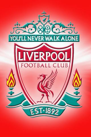 Wallpaper Iphone Liverpool Logo