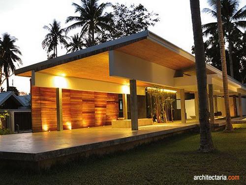 ingin membangun resort atau villa perhatikan beberapa hal berikut ini