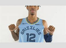 Grizzlies? Ja Morant had a hilarious reaction to eating
